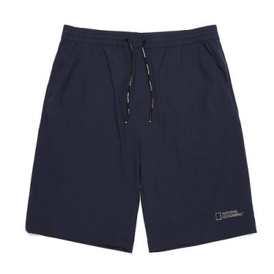 NATIONAL GEOGRAPHIC 國家地理 男 SHORTS 短褲 深海軍藍-N192MHP210167
