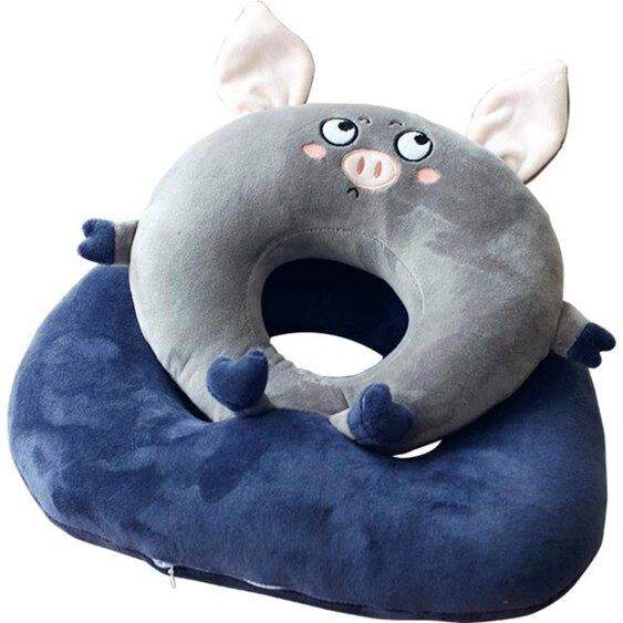 小學生夏天冰絲午睡枕趴著桌子上睡覺午休枕兒童趴睡枕抱枕神器季