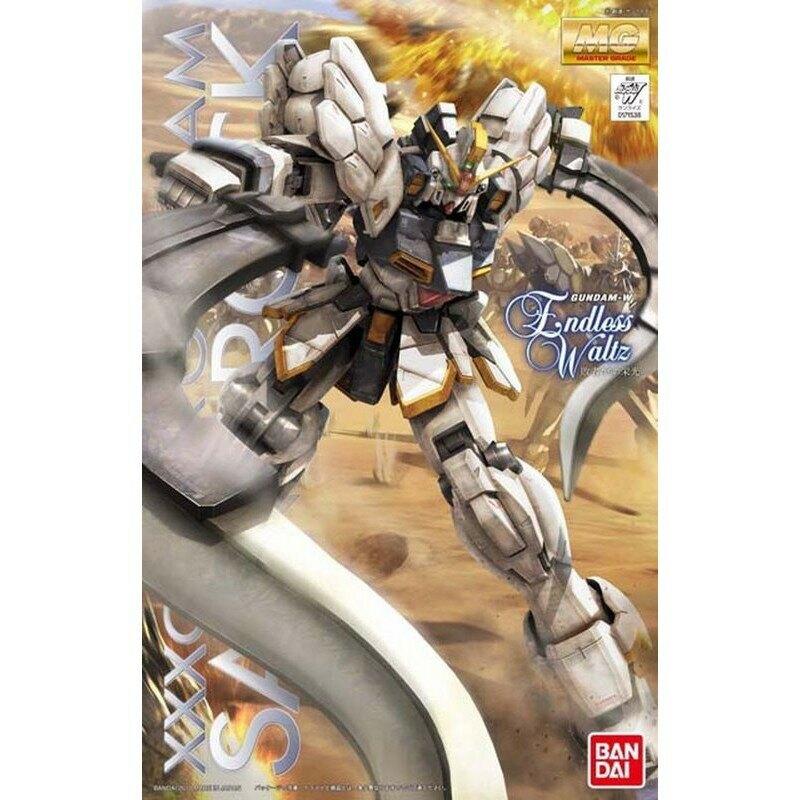 【鋼普拉】BANDAI 機動戰士 鋼彈W MG 1/100 GUNDAM SANDROCK 沙漠鋼彈 EW劇場版