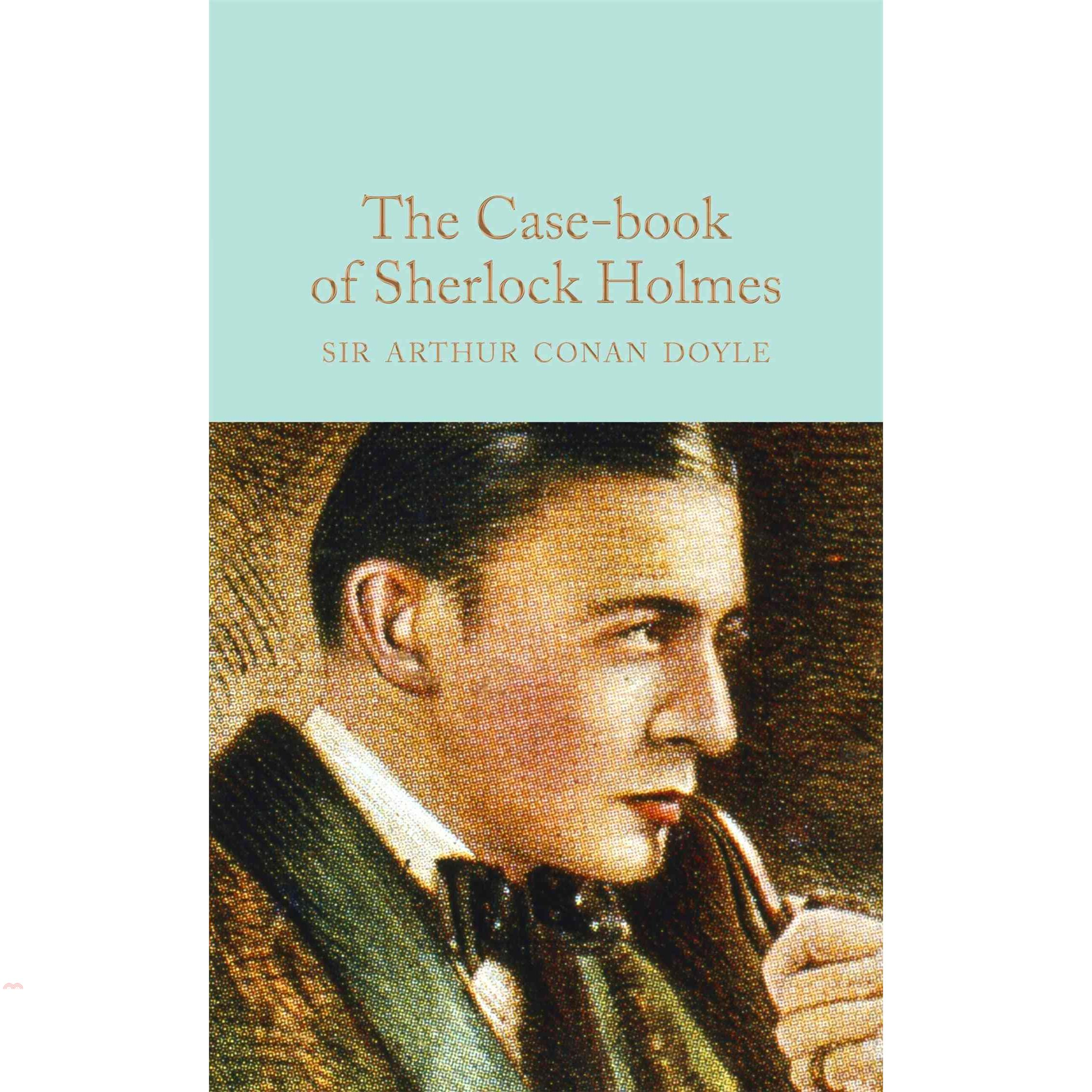 The Case-Book of Sherlock Holmes【三民網路書店】(精裝)[61折]