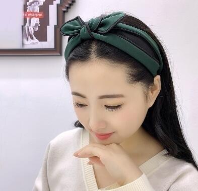 髮箍 髮箍韓國簡約頭飾網紅洗臉束髮帶壓髮寬邊百搭髮卡頭箍女成人髮飾 萬聖節狂歡