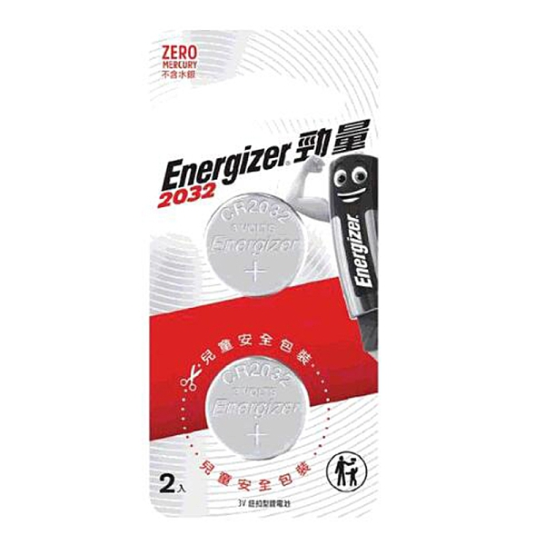 [COSCO代購] W129238 勁量 鈕扣電池24入裝鋰電池 CR2032