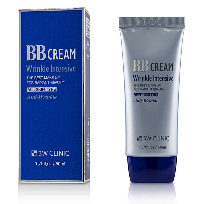 3W CLINIC - 抗皺強效BB霜Wrinkle Intensive BB Cream