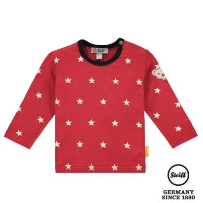 STEIFF德國精品童裝   星星圖案 長袖T袖衫