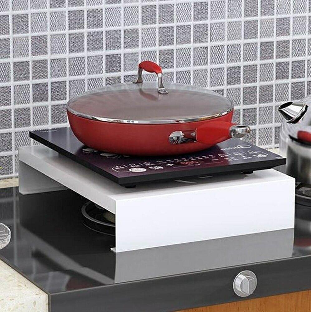微波爐置物架 廚房電磁爐架 電陶爐電飯煲架微波爐架灶架子蓋板jy