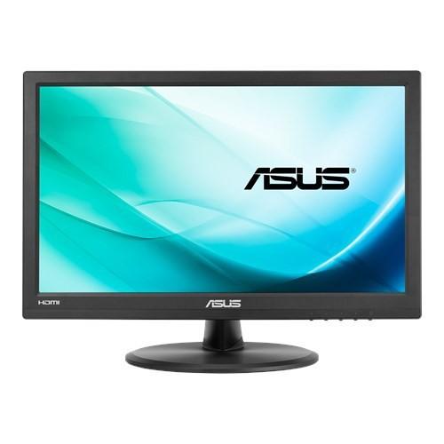 華碩 ASUS VT168H 16型(15.6吋)TN 低藍光不閃屏 黑色 電腦液晶螢幕 液晶顯示器 電腦液晶