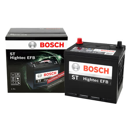【BOSCH 博世】S5+S95R EFB電瓶70AH 汽車電瓶