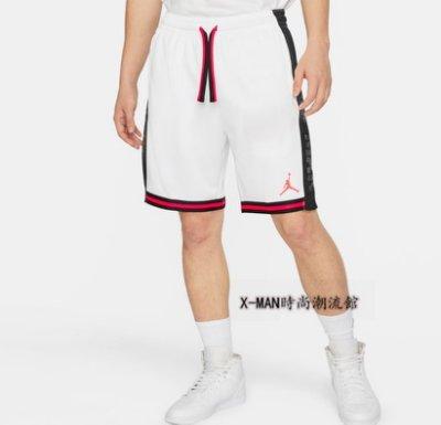 105467  JORDAN喬丹短褲男褲 2020夏季新款運動籃球訓練寬鬆中褲五分褲