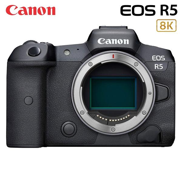 Canon EOS R5 BODY 單機身(公司貨)