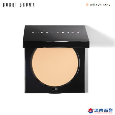 【官方直營】BOBBI BROWN 芭比波朗 羽柔蜜粉餅-升級版 紗貝 Soft Sand