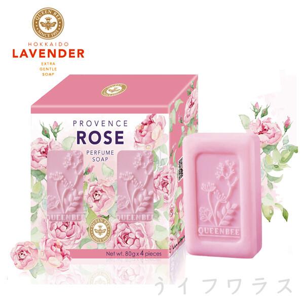 一品川流普羅旺斯玫瑰精油香氛皂