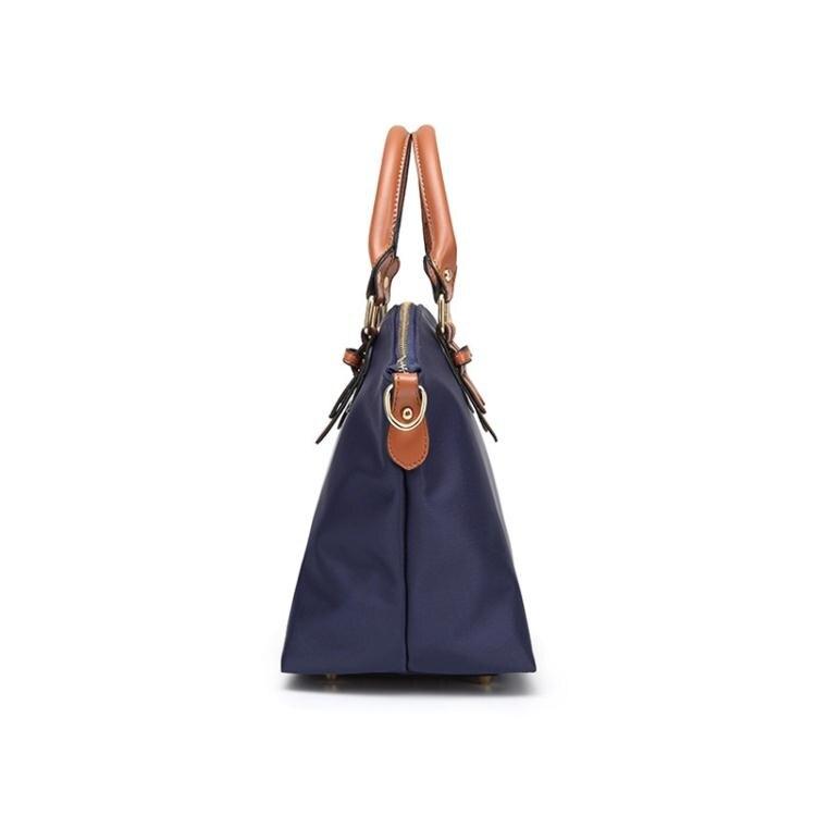 尼龍女包手提包包新款2021女士網紅單肩斜挎包時尚大容量輕便大包  新年鉅惠 台灣現貨