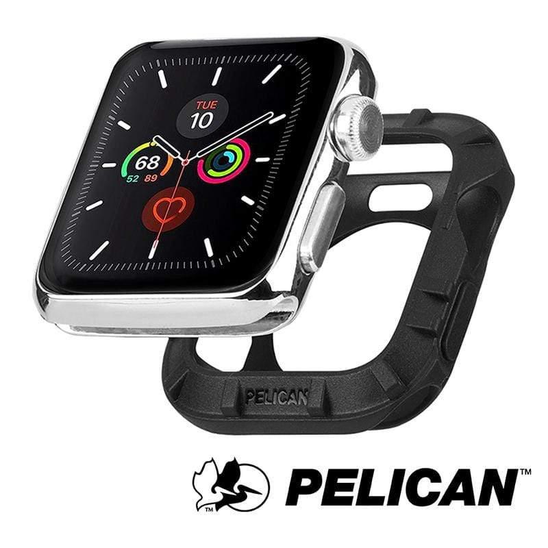 Protector 系列 Apple Watch 1-5代 保護殼 38-40mm 淡紫色