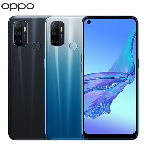 OPPO A53 智慧型手機(4G/64G)-黑【愛買】