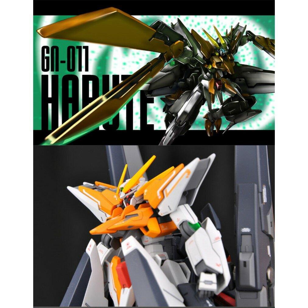 【鋼普拉】BANDAI 模型 HG00 #68 1/144 GN-011 HARUTE GUNDAM 妖天使 00劇場版