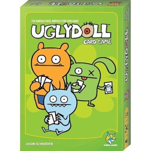 免費送厚套 醜娃娃 繁體中文uglydoll ugly doll 大世界桌遊 正版桌上遊戲
