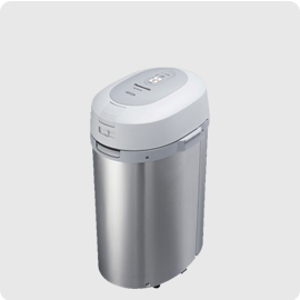 小倉家 國際牌 PANASONIC【MS-N53XD】廚餘處理機 溫風乾燥 除菌 有機肥料 廚餘桶 MS-N53後繼 2020年式
