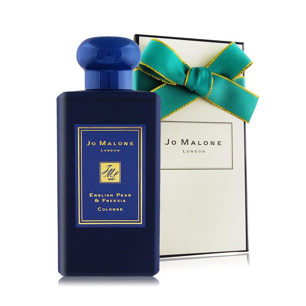 Jo Malone 英國梨與小蒼蘭古龍水(100ml)-午夜藍聖誕限定 廠商直送 現貨