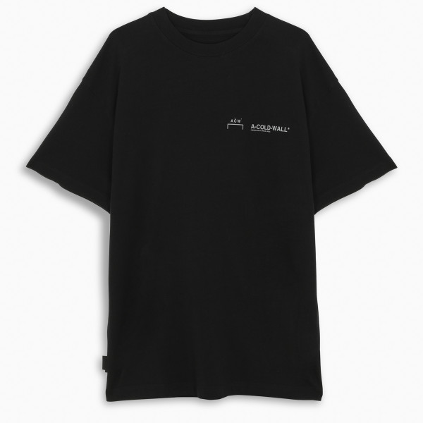 A-COLD-WALL* Almond S/S logo t-shirt