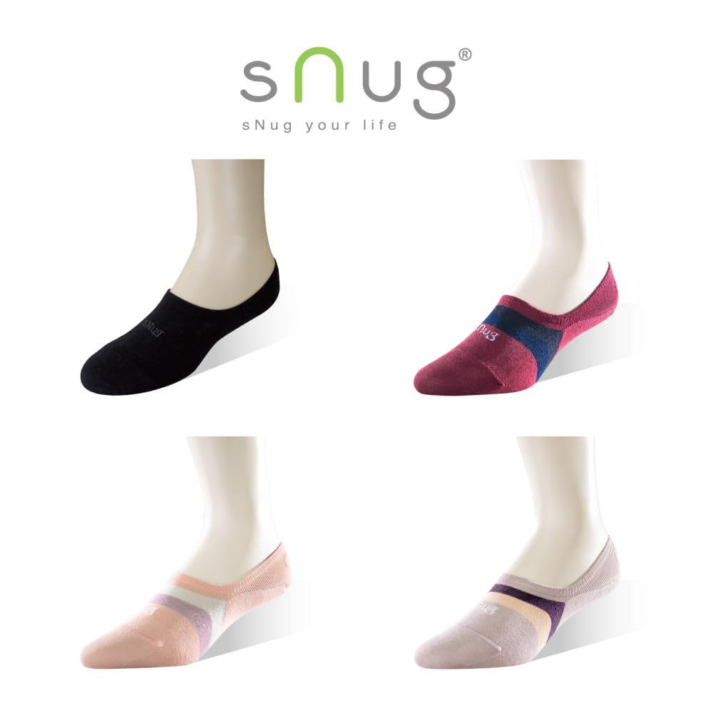 sNug 隱形船襪 (除臭襪/帆船襪/短襪)