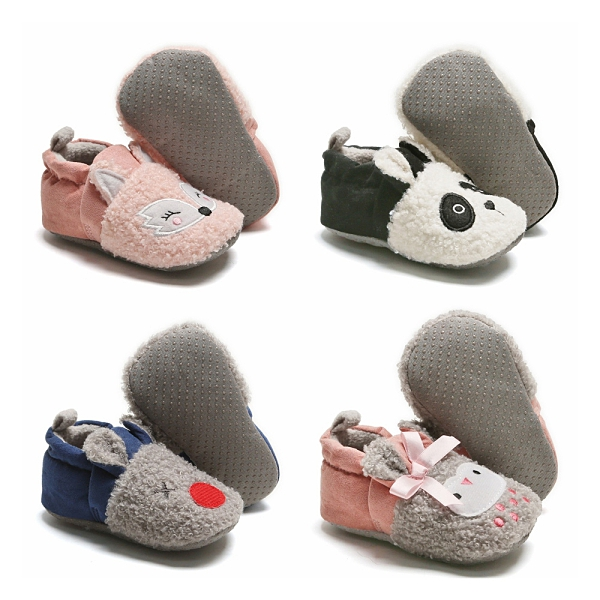 Baby童衣 寶寶學布鞋 室內鞋 學前 造型 鞋子 88571