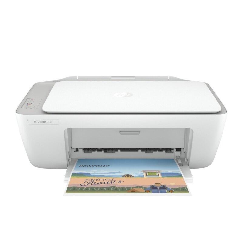 【浩昇科技】HP DeskJet 2332 多彩全能相片事務機