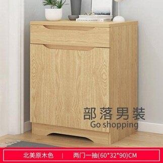玄關櫃 鞋櫃家用門口大容量玄關櫃進門收納櫃儲物櫃北歐經濟型省空間鞋架T