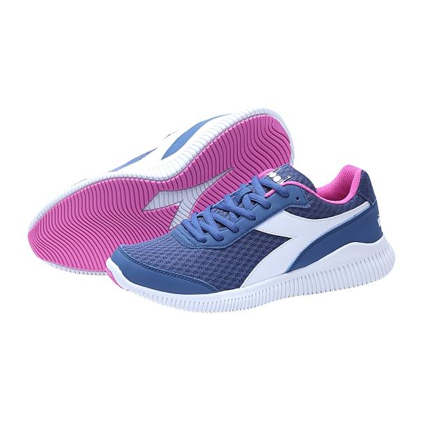 《Diadora》女鞋 慢跑鞋 藍色 DA175622-C8907