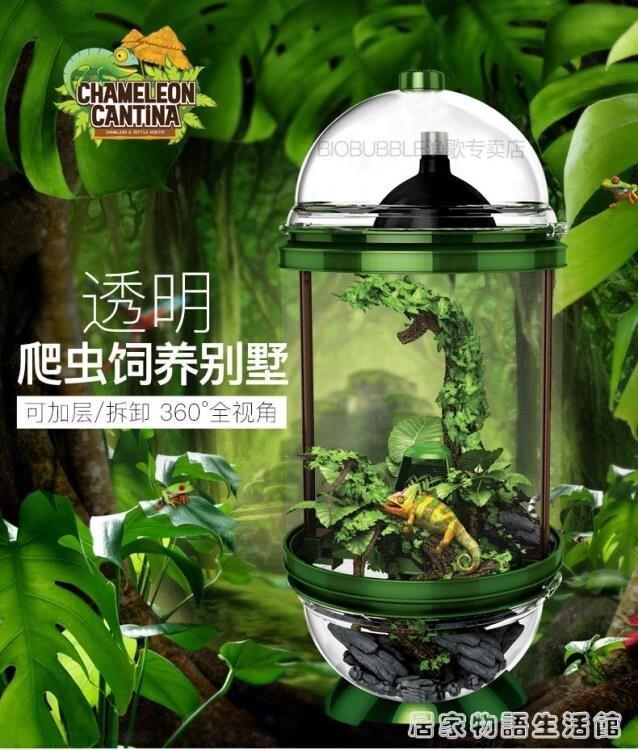 [八折限時限購]刺猬陸龜蜥蜴蛇守宮爬寵爬蟲箱爬箱寵物蜥蜴籠角蛙飼養箱盒