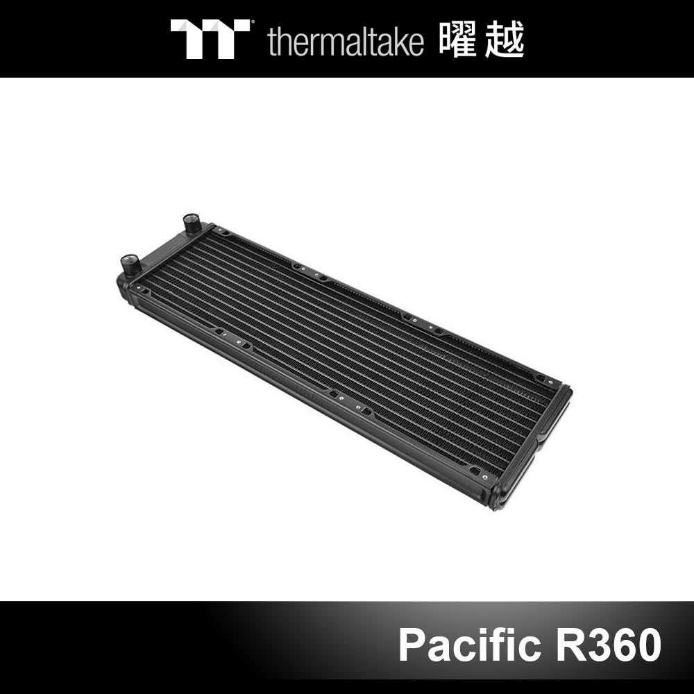 曜越 Pacific R360 薄型 水冷排 CL-W010-AL00BL-A
