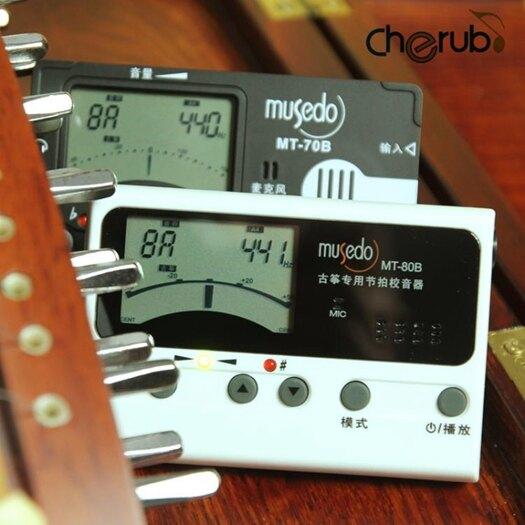 調音器 妙事多Musedo MT-70B古箏調音器三合一 校音器定音器 歐歐