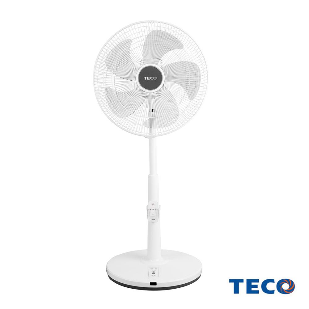 TECO東元 14吋/16吋微電腦遙控DC節能風扇