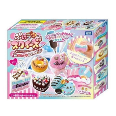 任選日本軟軟塗鴉甜點小舖遊戲組 TP11794 原廠公司貨 TAKARA TOMY