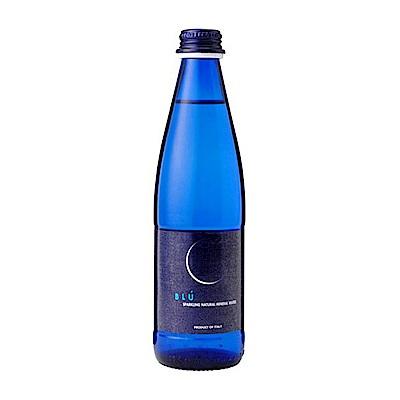 義大利 Galvanina羅馬之源氣泡礦泉水 (藍月款) (355mlx24入)