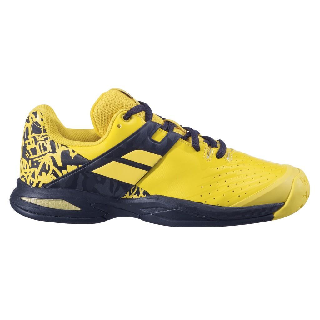 Babolat 2020 Propulse AC JR 黃/黑 [兒童網球鞋] 【偉勁國際體育】