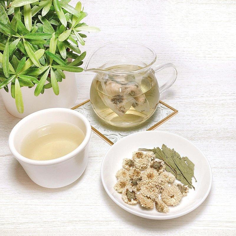 臺灣菊花茶 漢方養生茶 10入 菊花 甜菊葉