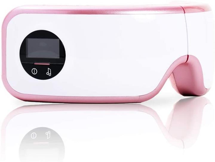 【日本代購】La Luna 空氣眼部保暖器眼部美感USB充電 眼部美容儀