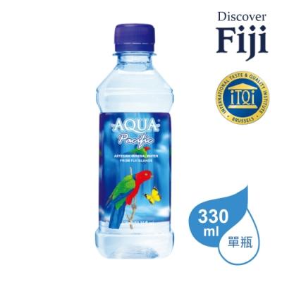 斐濟太平洋AQUA Pacific 天然純淨礦泉水-330ml/瓶