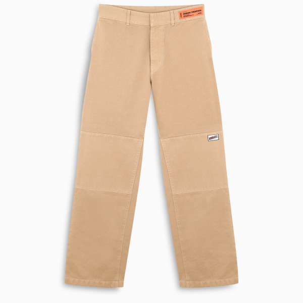 Heron Preston Caramel Uniform pants