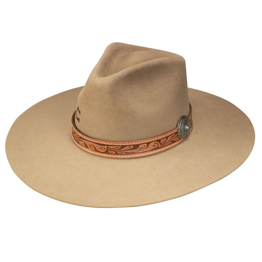 Charlie 1 Horse Lori - Fur Cowboy Hat