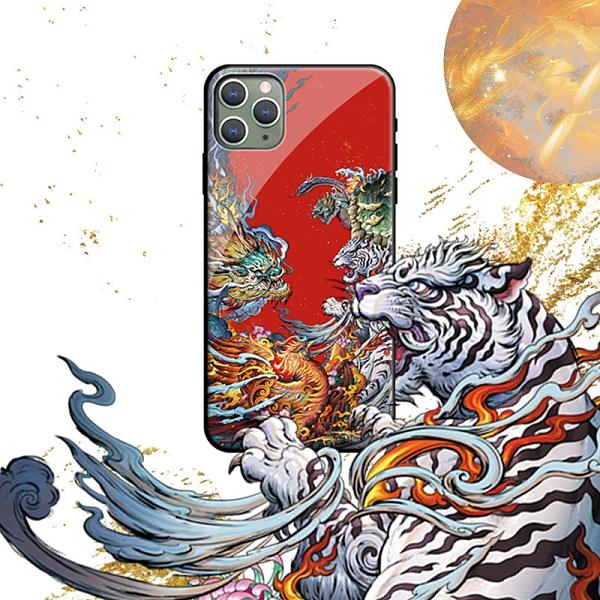 SamSung中國風古風手機套 日韓全包Galaxy Note20保護套 三星Note20 Ultra 手機殼 三星Note20保護殼防摔殼