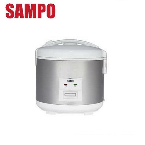 SAMPO 聲寶 10人份機械式電子鍋 KS-BQ18-