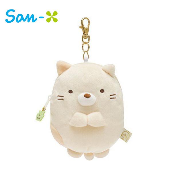 角落生物 小貓款 彈力 票夾零錢包 票夾包 零錢包 角落小夥伴 san-x 667487