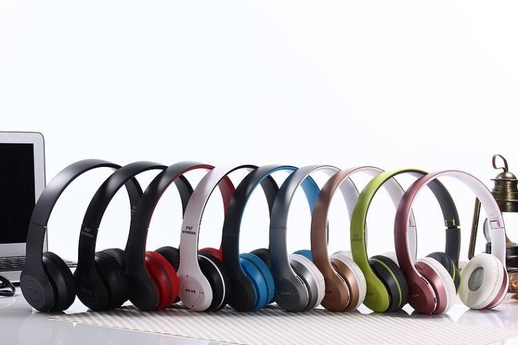 藍牙耳機頭戴式無線重低音運動插卡手機通用音樂K歌耳麥 秋冬新品特惠