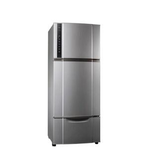 東元543公升三門變頻冰箱晶鑽灰R5552VXLH