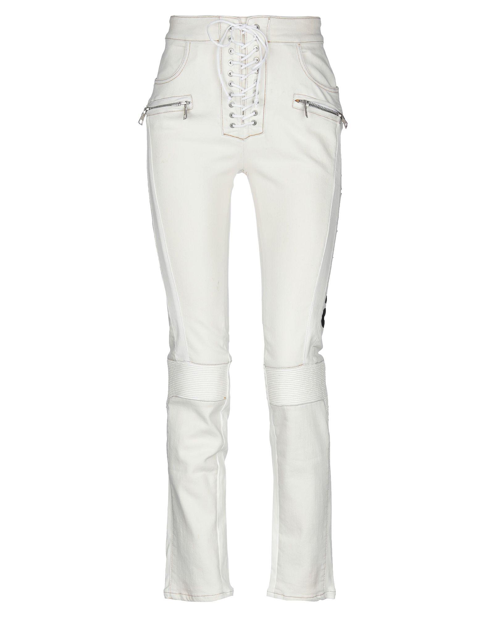 BEN TAVERNITI™ UNRAVEL PROJECT Denim pants - Item 42710490