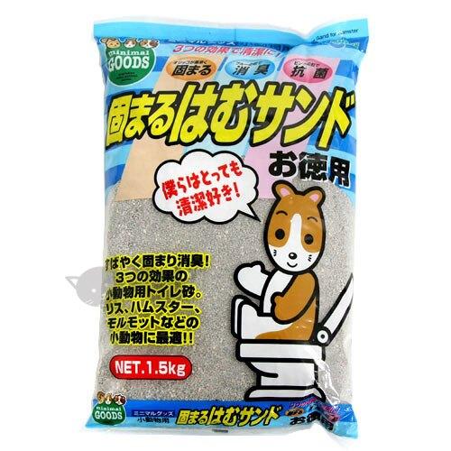 《 日本Marukan》  MR-351凝結鼠砂/抗菌消臭/消臭清潔/含顆粒