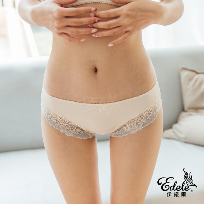 【伊黛爾】貝芙麗娜蕾絲內褲加購 L/XL (膚)  -【2366】