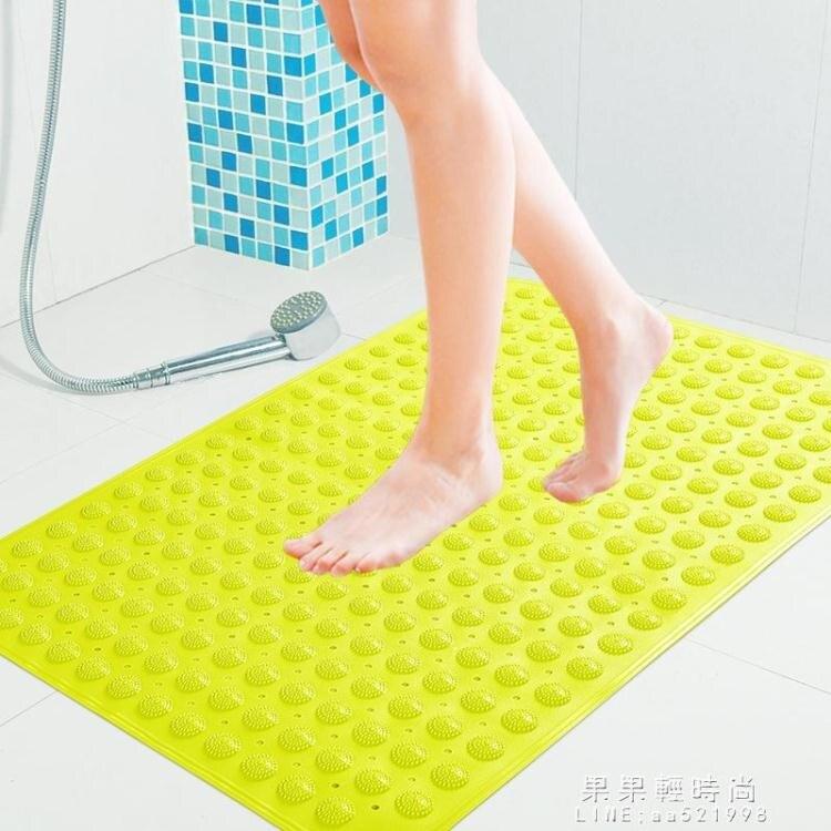地墊 浴室防滑墊洗澡淋浴房腳墊衛生間沐浴地墊家用衛浴缸墊子廁所門墊【】 全館特惠8折