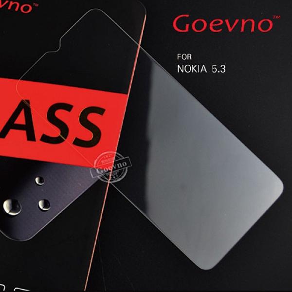 摩比小兔~Goevno NOKIA 5.3 玻璃貼 保護貼 螢幕貼